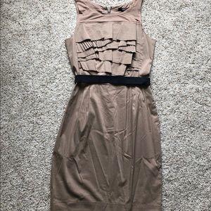 NWT! BCBG Mocha Tank Dress, Size 2